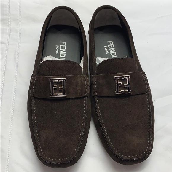 160baa4cee7 Fendi shoes brand new loafers authentic poshmark jpg 580x580 Fendi loafers